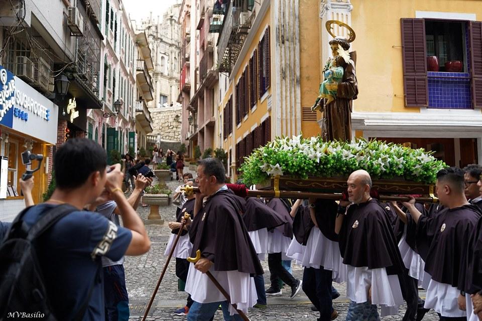 Macau procissao de Santo Antonio 2019 . 13