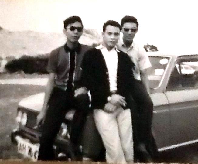 Num período de 52 anos, três encontros de amigos macaenses