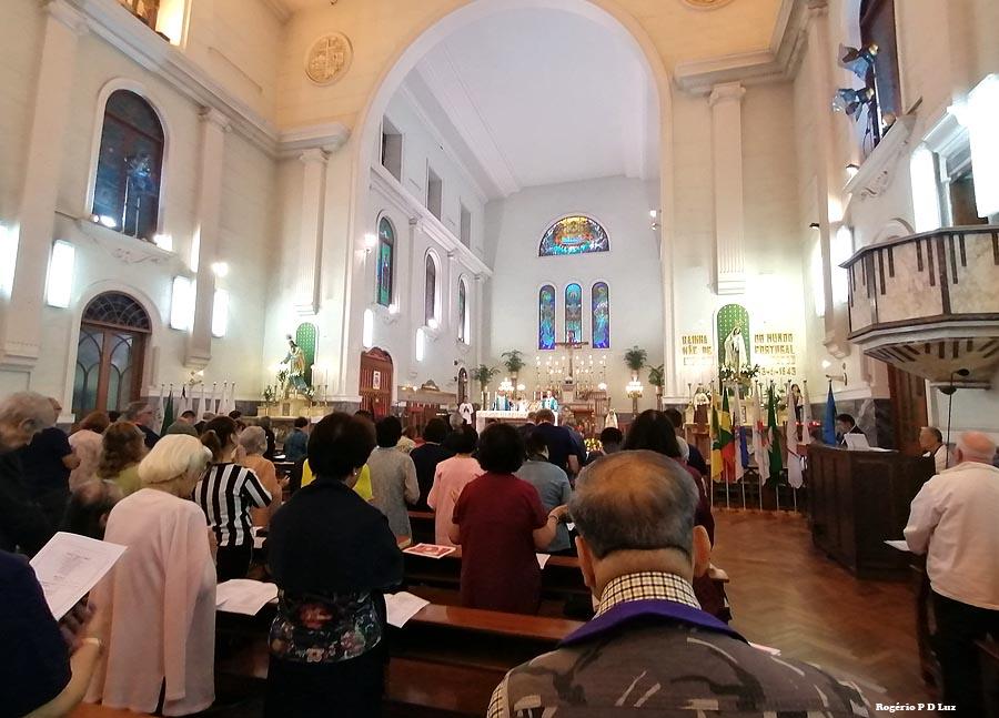 Missa e Te-Deum no Encontro das Comunidades Macaenses-Macau 2019